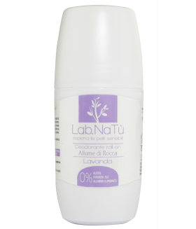 Lavanda LabNatu Deodorant Roll-On